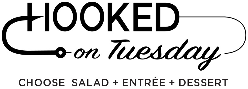 Hooked on Tuesday